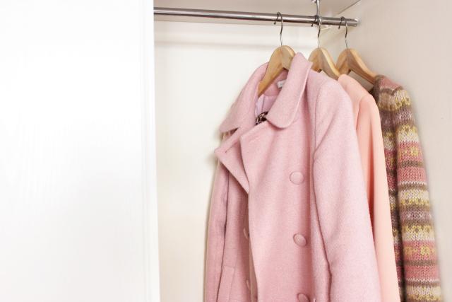 冬服から春服へ。クローゼットを美しくするスッキリ収納術で賢く衣替え