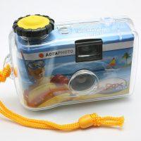防水カバー付き使い捨てカメラ AgfaPhoto(アグファフォト) LeBox 35mm