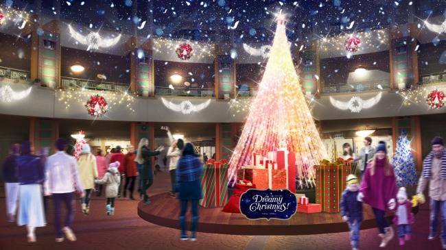 IKSPIARI Dreamy Christmas!