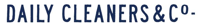 高機能洗剤 DAILY CLEANERSシリーズ