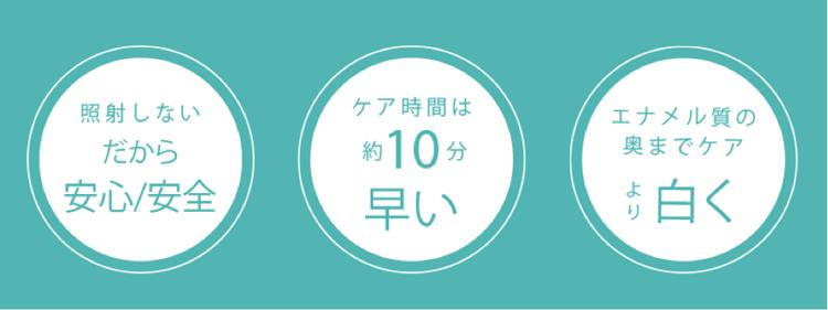 「セルフホワイトニングサロン「HAKARA(ハカラ)」