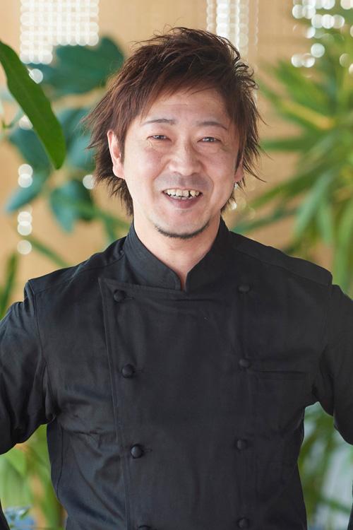 ビーガン・パティシエ岡田春生氏