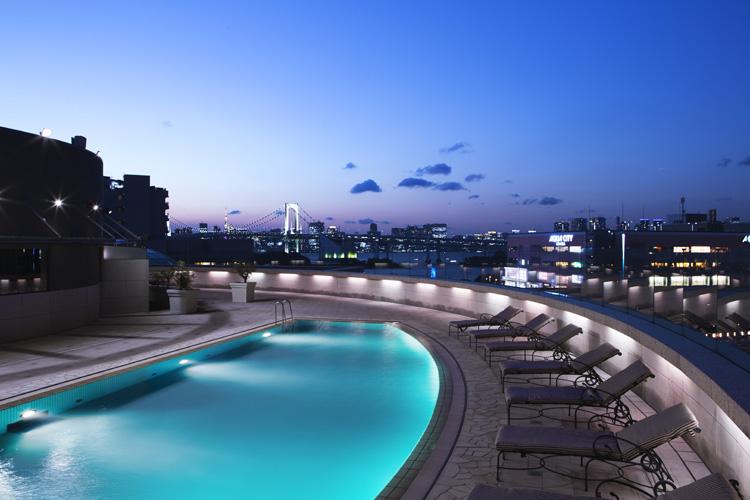 2019年東京都内・近郊のおすすめナイトプール