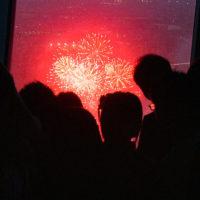 東京スカイツリータウンで隅田川花火大会の雰囲気を楽しむ「未来につなぐバーチャル花火」