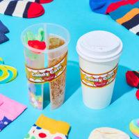 ソックス×キャンディー×カフェスタンド イクスピアリ®「Happy Socks Candy Café」
