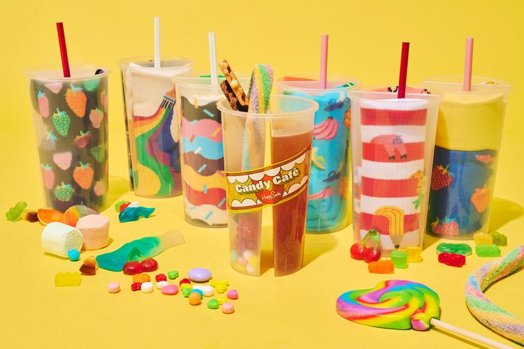 イクスピアリ®「Happy Socks Candy Café」