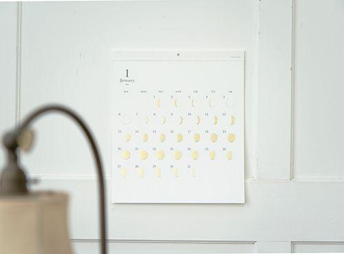大人のためのムーンカレンダー