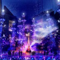 絶対見たい!東京都内のイルミネーション特集2019-2020