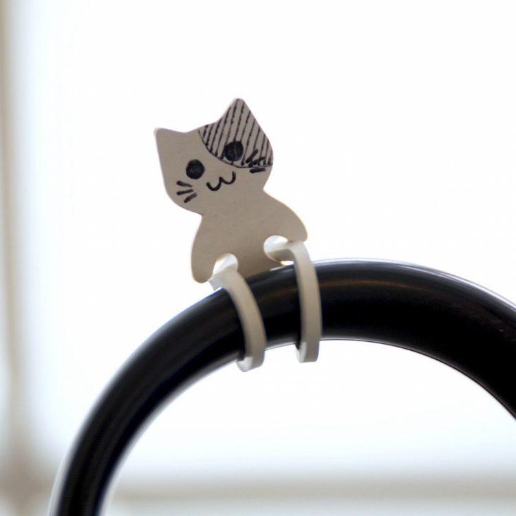 ネコの傘マーカーQutto(きゅっと)